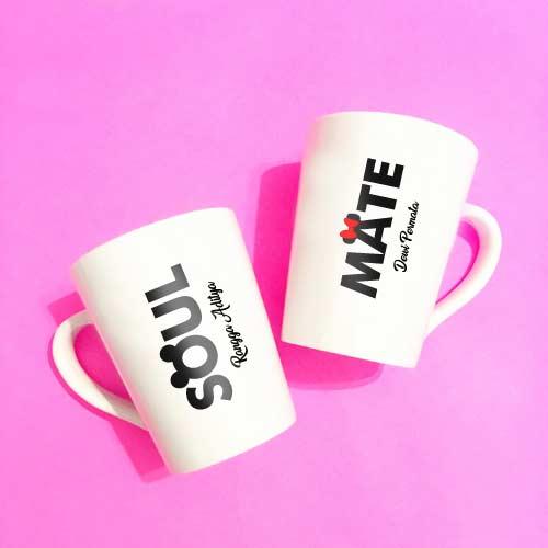 Kado Pernikahan Di Shopee - Mug Custom Design