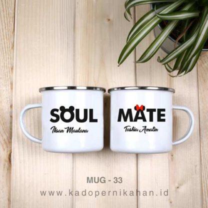 Kado Pernikahan Artis - Mug Custom Design Terbaru