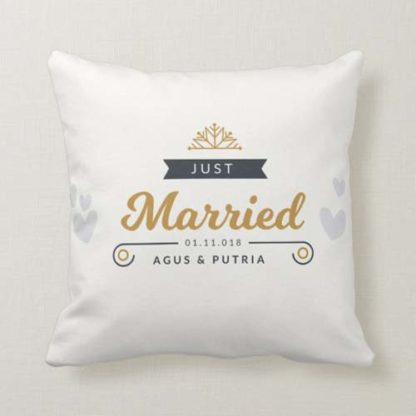 Kado Pernikahan Inspirasi Bantal Terbaru