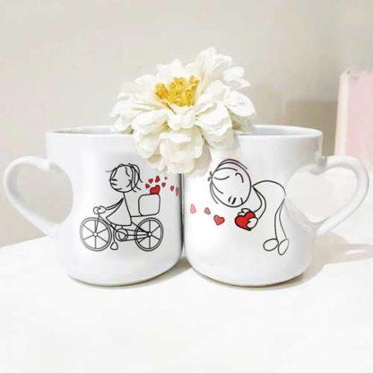 Kado Pernikahan Cikarang - Mug Murah Custom Design