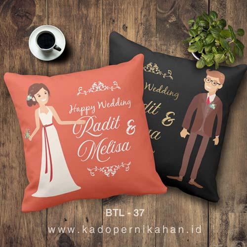 Hadiah Pernikahan Untuk Teman