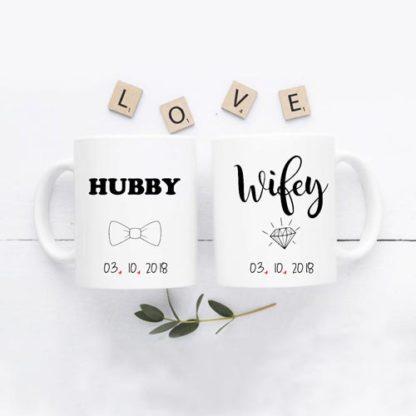 Kado Pernikahan Buat Kakak - Mug Murah Berkuwalitas