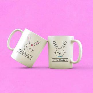 Kado Pernikahan Handmade berbentuk Mug Cantik