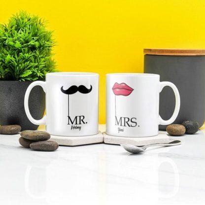 Kado Pernikahan Untuk Suami Mug Handmade