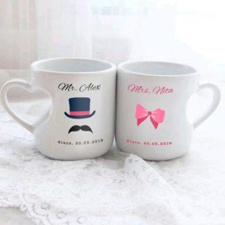 Kado Pernikahan Cowok Mug Unik