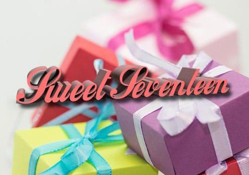 Tips Kado untuk Sweet Seventeen yang Unik