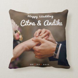 Kado Pernikahan Apa Bantal Handmade