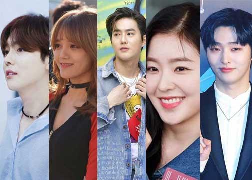5 Idol Korea ini akan Berusia 30 Tahun di 2020