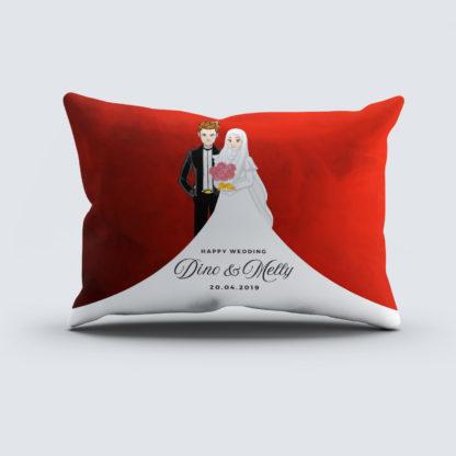 Kado Pernikahan Apa Saja Bantal Murah