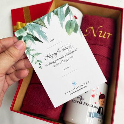 Paket Kado Pernikahan Murah