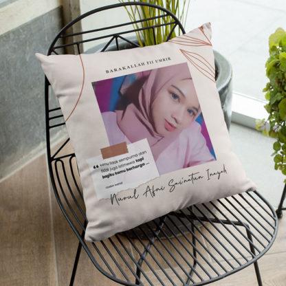 Jam Custom SPC-116 | Kado Ulang Tahun Pernikahan Untuk Istri Sederhana